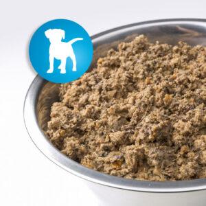 AktivDog – Das natürliche Schweizer Hundefutter in der Sorte Welpenfutter